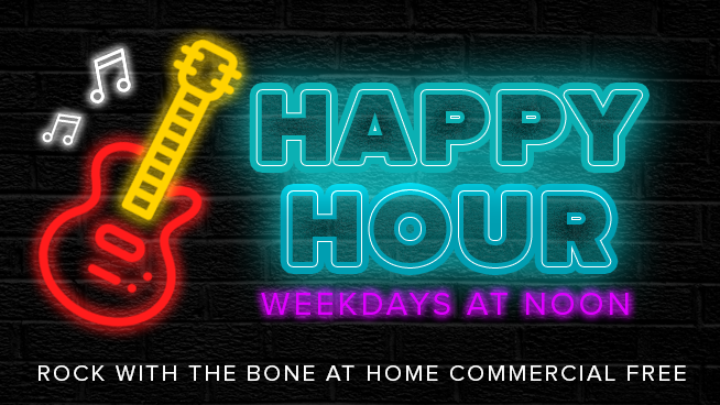 Happy Hour At Noon On The Bone