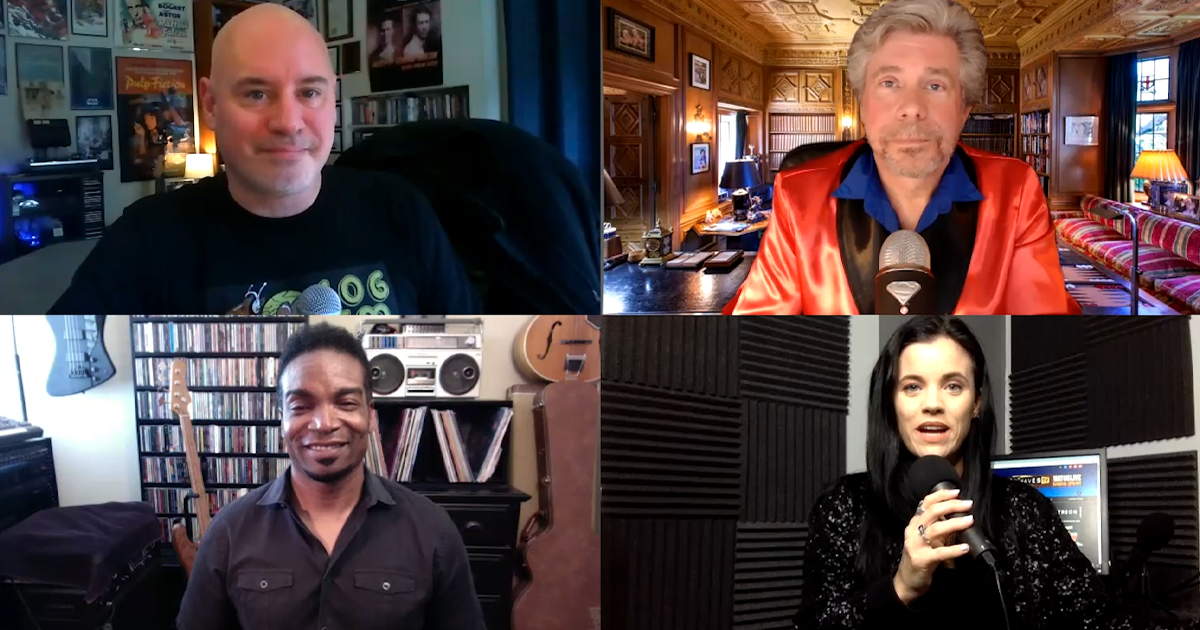 Watch Soundwaves TV #52 – The Great Beyond
