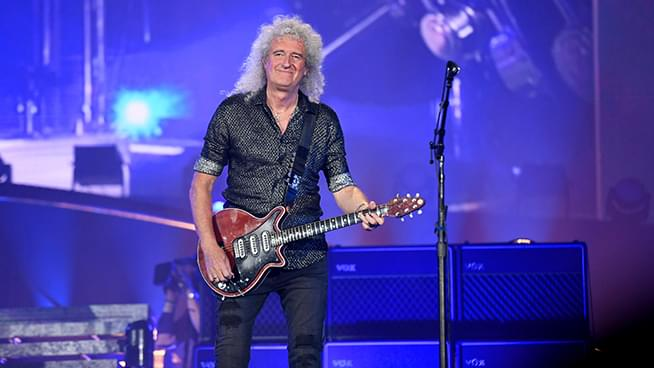 Queen guitarist Brian May goes vegan amid coronavirus pandemic