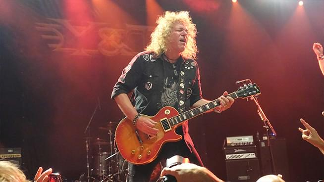 Dave Meniketti of Y&T clears COVID-19 rumors with Chasta