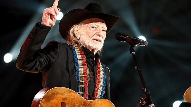"Willie Nelson is hosting a ""Come and Toke It"" livestream this 4/20"