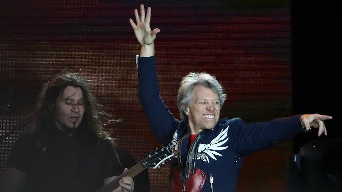 Bon Jovi cancels summer 2020 tour amid coronavirus crisis