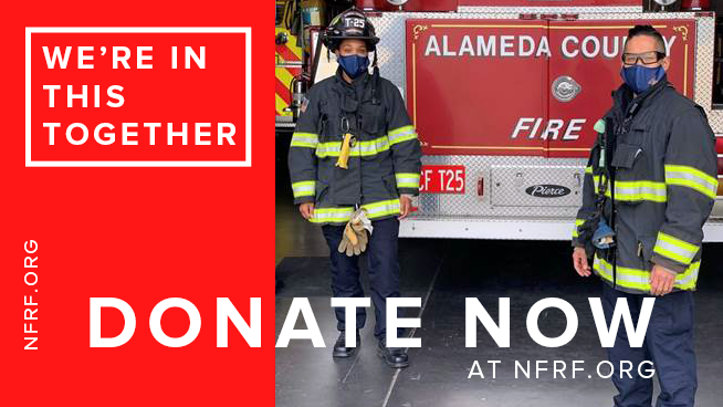 Join The National First Responders Fund and Grubhub To Support First Responders!