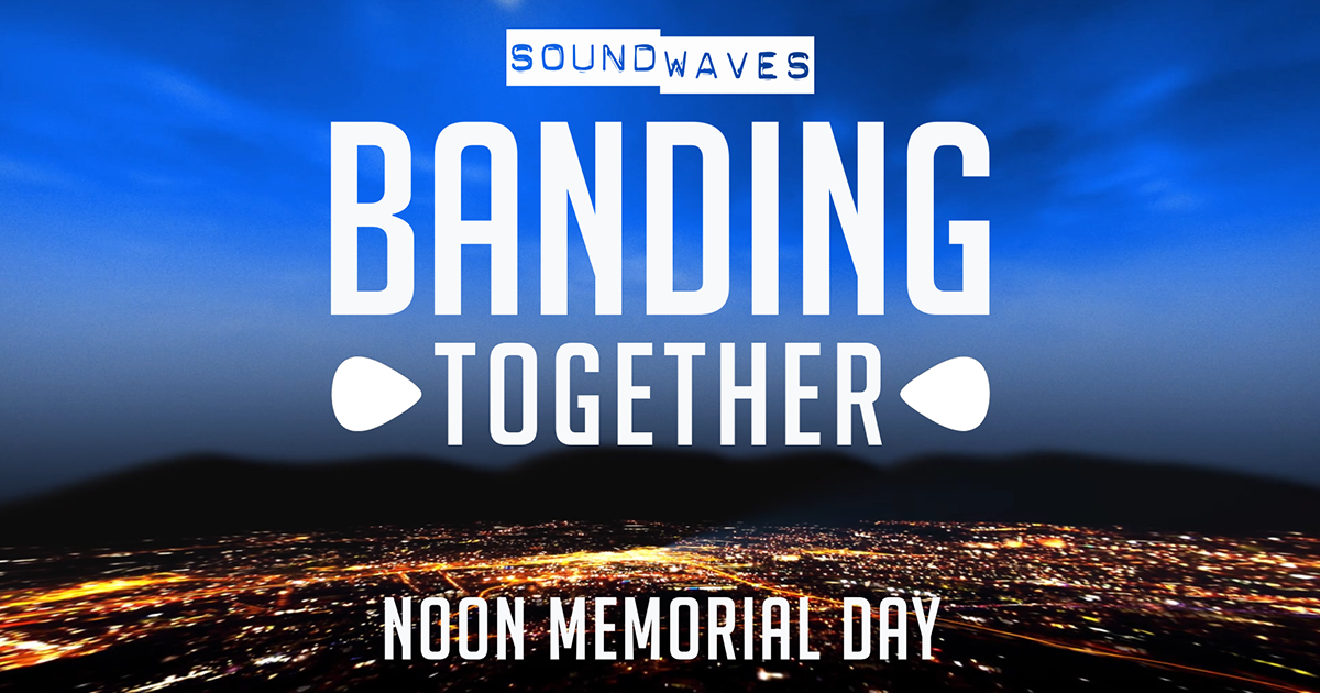 Watch BANDING TOGETHER! Save the Music, Save the World