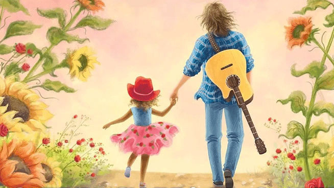 "Guns N' Roses to release ""Sweet Child O' Mine"" children's book this Fall"
