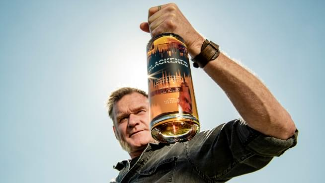 Lamont & Tonelli Talk To Master Distiller Rob Dietrich About Batch 100 Of Metallica's Blackened American Whiskey