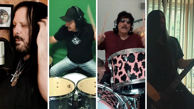 Carmine Appice Unveils Dio Tribute, Talks About Life with Chasta