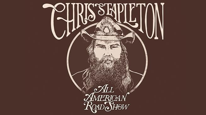 June 19: Chris Stapleton