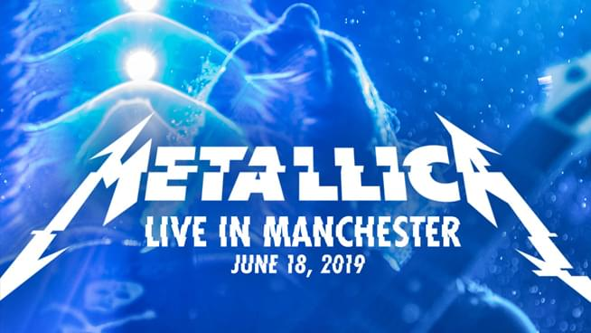 Relive Metallica's World Wired gig from Manchester 2019