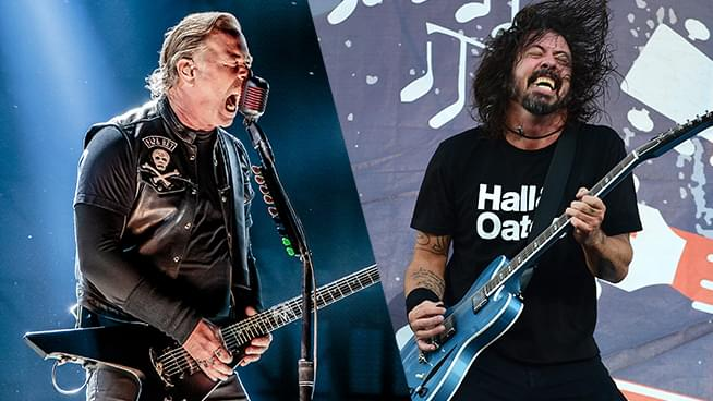 "Foo Fighters, Metallica and more to take part in new ""Offstage with DWP"" series"