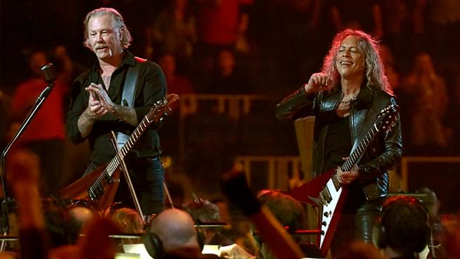 Metallica to release box set of the 2019 S&M2 concert with the San Francisco Symphony