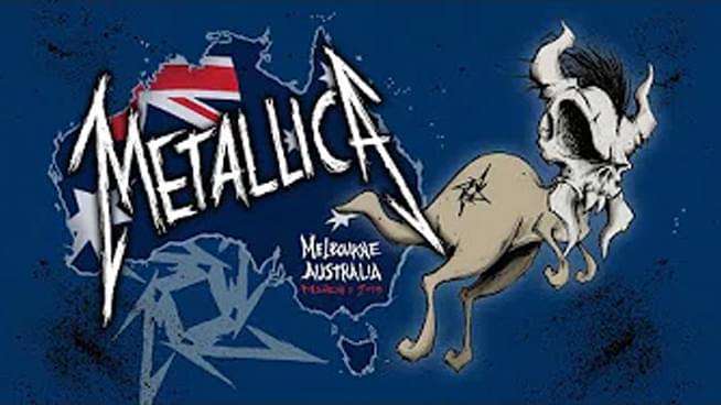 #MetallicaMondays takes us to the 2013 Soundwave Festival live from Melbourne, Australia