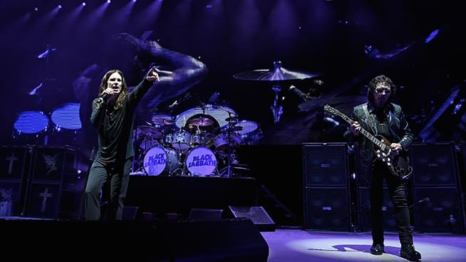 Ozzy and Black Sabbath re-release classic merchandise