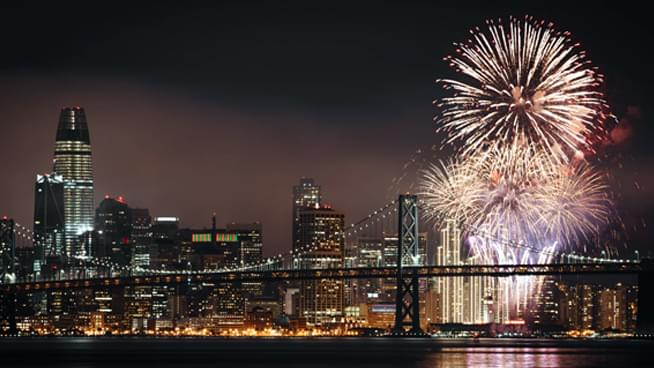 Firework shows around the Bay Area are cancelled