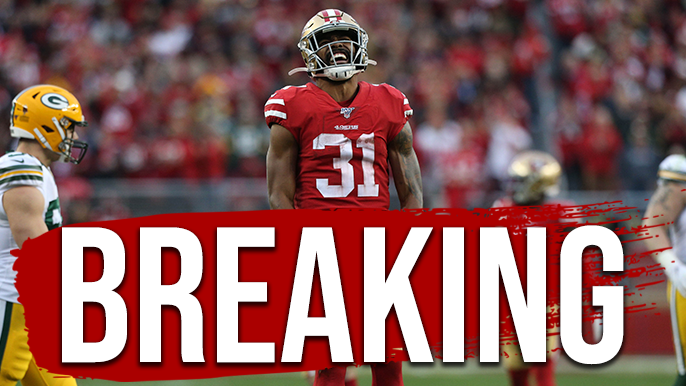 Raheem Mostert requests to be traded