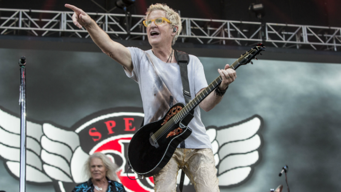 Watch: Conversation with REO Speedwagon lead singer Kevin Cronin about life on the road