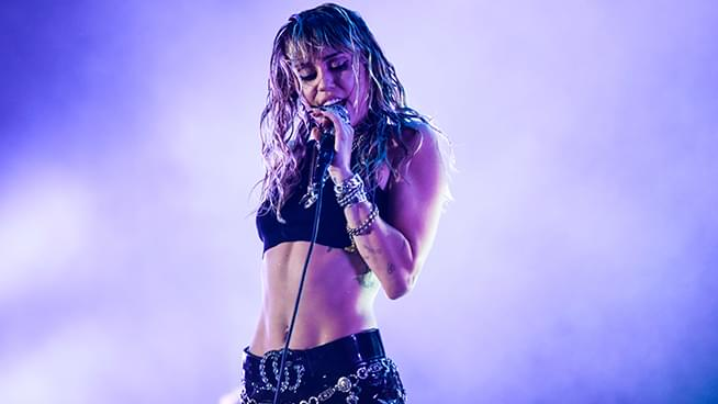 Miley Cyrus covers Pink Floyd, Led Zeppelin, Def Leppard, Metallica and more
