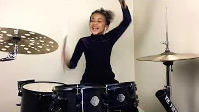 Nandi Bushell: Best Child Drummer On The Planet?