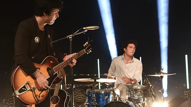 Green Day's Billie Joe Armstrong and son Joey Armstrong of SWMRS speak out against injustice