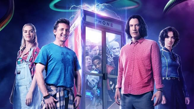 "New trailer released for ""Bill & Ted Face The Music"""