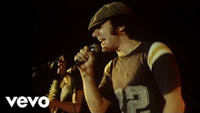 "Celebrate the 40th Anniversary of AC/DC's ""Back In Black"" with 107.7 The Bone"
