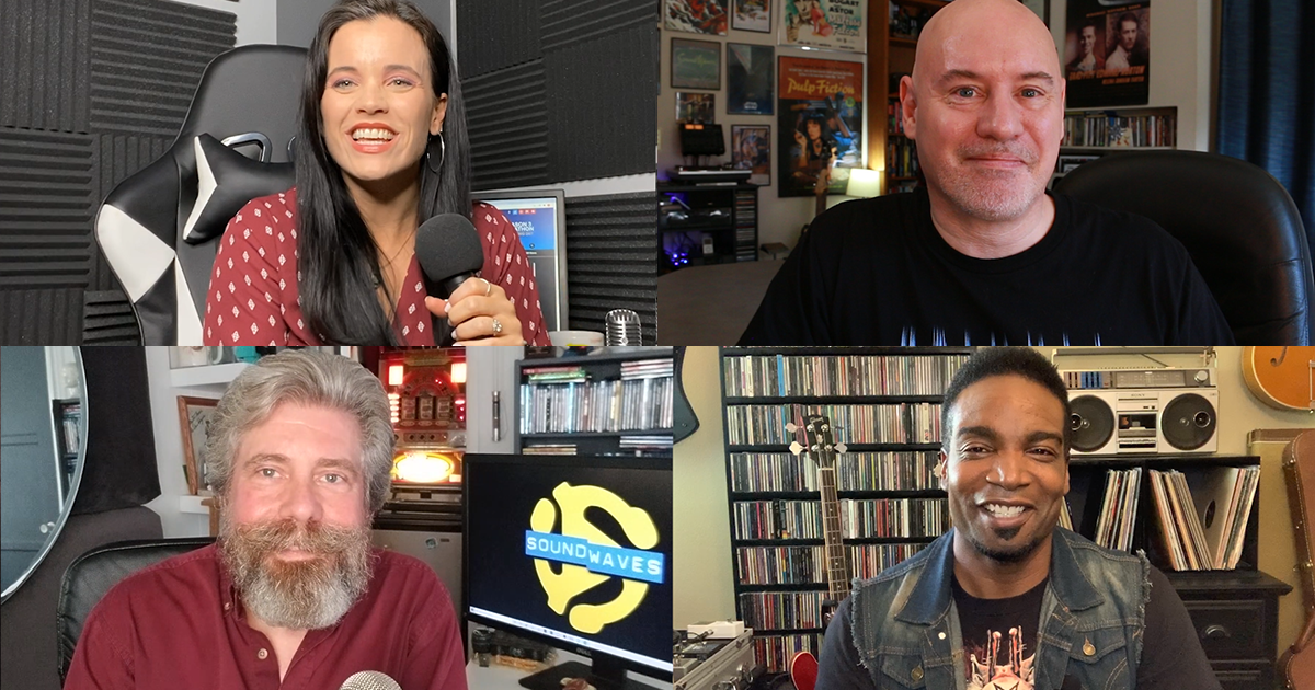 Watch Soundwaves TV #62 – Under the Covers