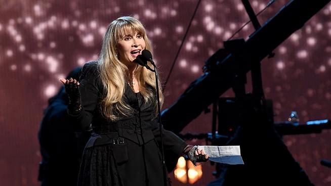 Stevie Nicks remembers Peter Green