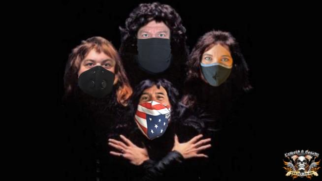 "Lamont & Tonelli present ""Bohemian Mask-ody"""