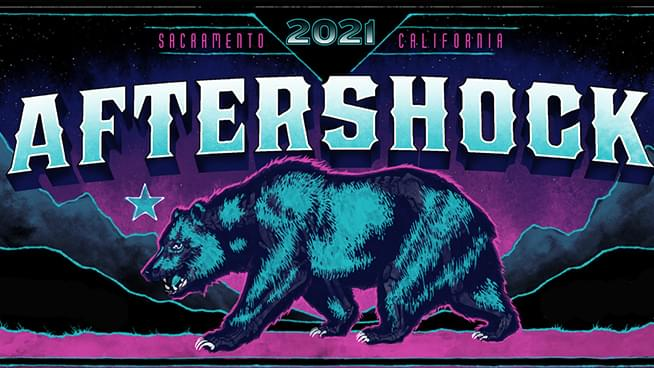 Aftershock Announces Four Night 2021 Festival With Metallica, My Chemical Romance and Limp Bizkit