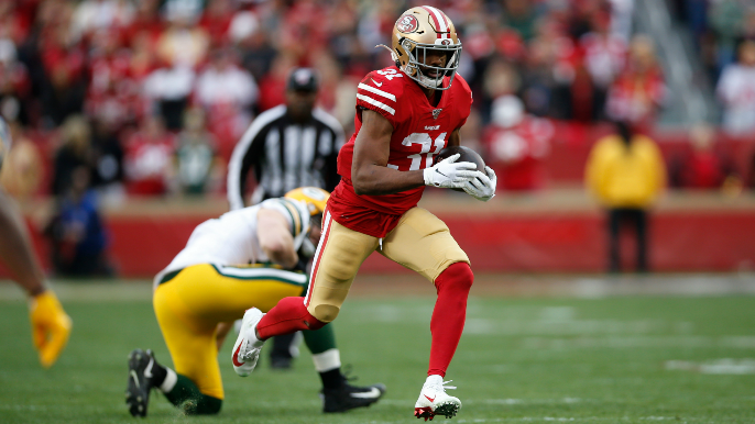 49ers keep Raheem Mostert happy, finalize new deal