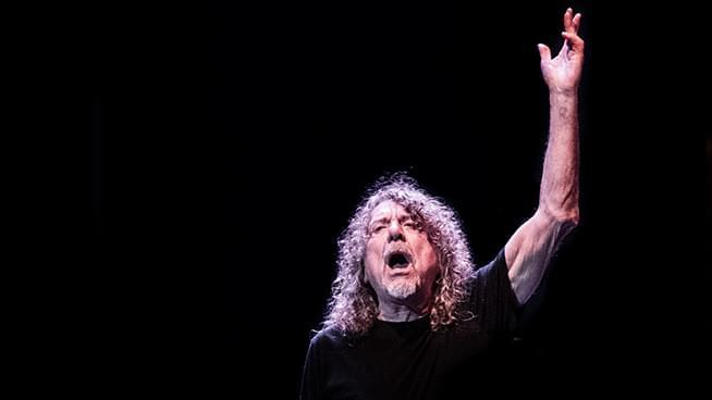 "Robert Plant unveils new ""Digging Deep"" anthology"