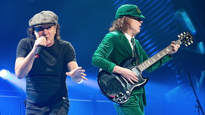 New AC/DC album delayed due to COVID-19