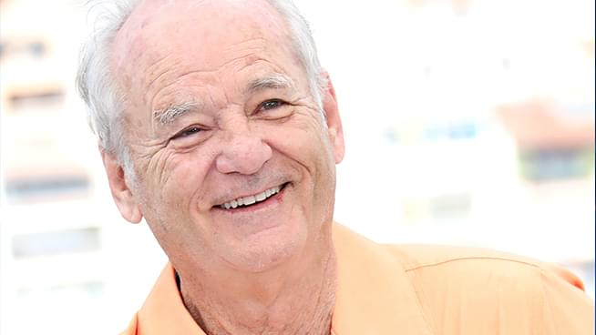 Excited For Baseball To Return? So Is Bill Murray