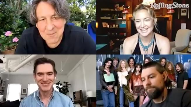 """Watch the """"Almost Famous"""" 20th Anniversary Reunion"""