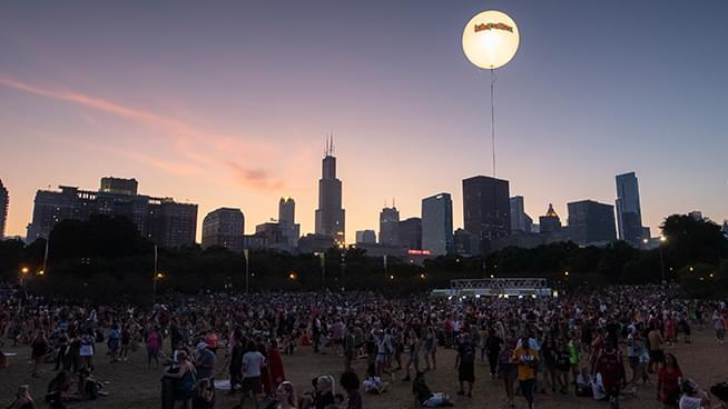 Lollapalooza releases line up for four-night virtual festival