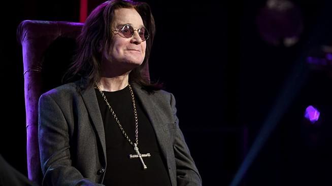 "Ozzy Osbourne share an update on health, ""I'm like 75% there"""