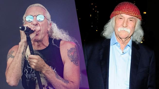 Dee Snider and David Crosby fire back at Spotify CEO