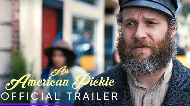 Seth Rogan hits the silver screen in new film, An American Pickle