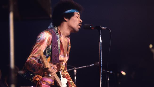 Jimi Hendrix's guitar goes for $216,000 at auction