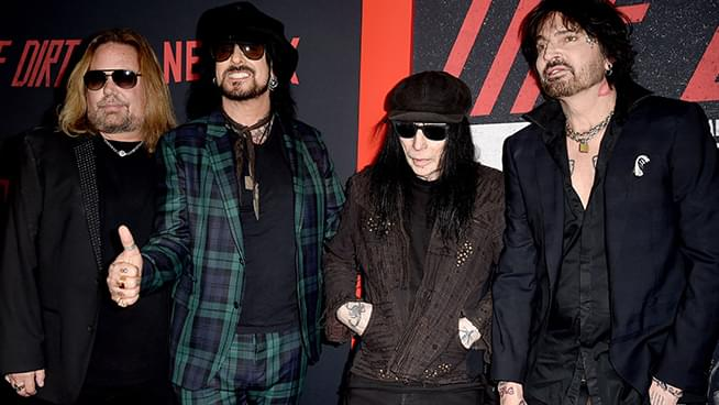 Let's talk about the Mötley Crüe album that never happened
