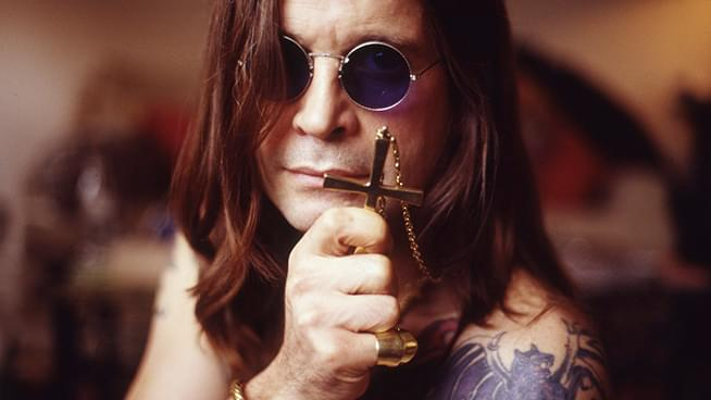The new Ozzy Osbourne biopic is for adults only, so we can't wait to see it