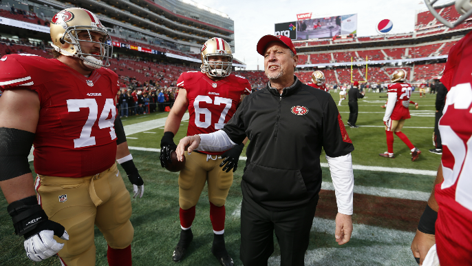 One 49ers coach departs, while another gets his second chance [reports]