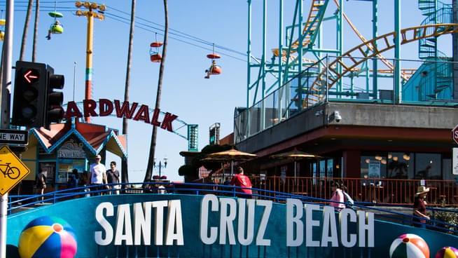 Drive-In movies coming to Santa Cruz Beach Boardwalk