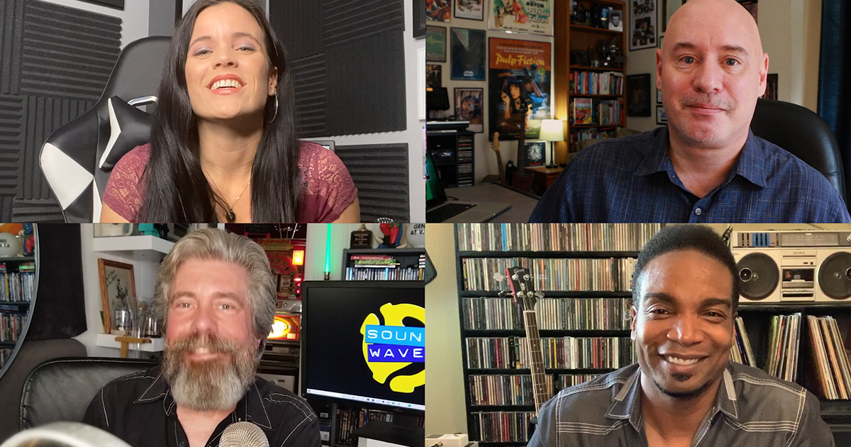 Watch Soundwaves TV #64 – Prophets and Kings