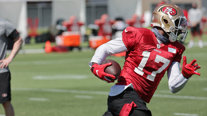 Shanahan confirms Jalen Hurd likely done for season, but replacement might be within 49ers' ranks
