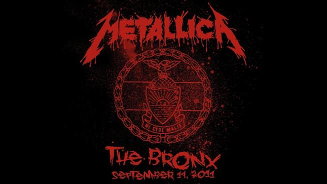 #MetallicaMondays travels back to the first time the band played Yankee Stadium in 2011
