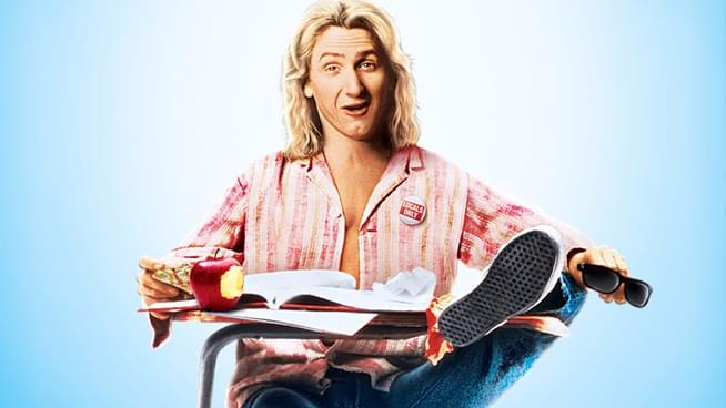 """Who loves """"Fast Times At Ridgemont High""""?"""