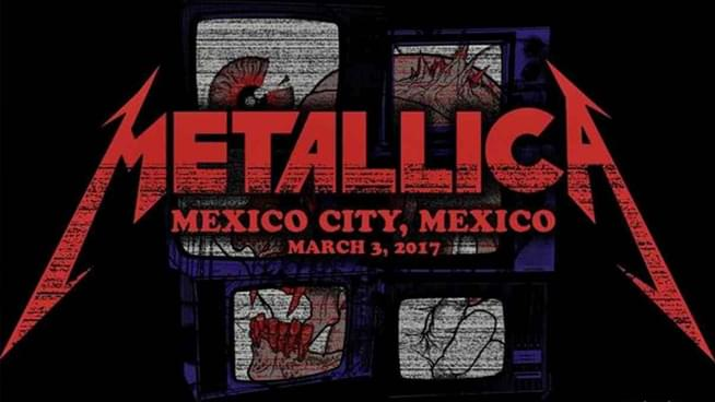#MetallicaMondays reaches the end of the line, final series installments travels to Mexico City