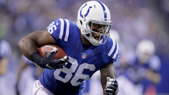 49ers add former Colts tight end as need for healthy weapons increases
