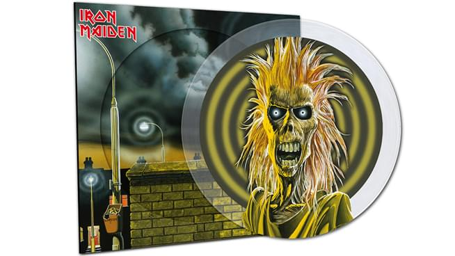 Iron Maiden announces limited edition vinyl release in honor of the 40th anniversary of debut album